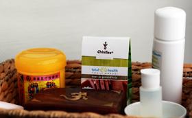 Margriet Sap gebruikt Chinflex® bij de Chinese Voetreflex behandelingen