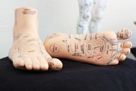 Margriet Sap voetreflex therapie Rotterdam