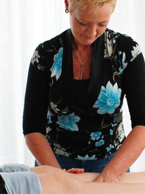 Margriet Sap Voetreflex masseuse