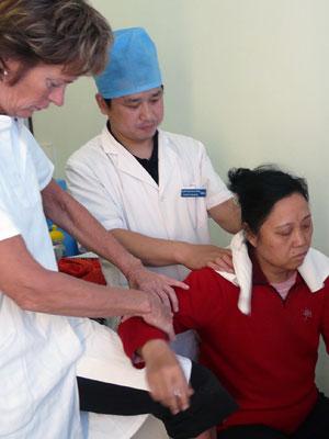Internationale voetreflexologie opleiding